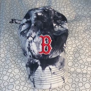 Accessories - New tie dye Boston Red Sox hat